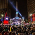 Detroit's 'The Drop' New Year's Eve event is officially canceled but will return in 2021, organizers say