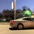 Watch this guy masterfully drive backward down Eight Mile