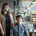 The Shopkeepers: Andy and Emily Linn