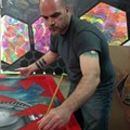 Paolo Pedini remixes the past in Heidelberg Project gallery