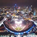 Here's what the Rolling Stones' Detroit concert looked like from a drone