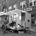 NSFW: More dispatches from Harvey Drouillard's nude Ann Arbor Art Fair shoot