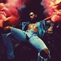 Soul singer Miguel performs in Royal Oak on Aug. 12