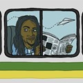 Riding the bus with Gary Winslow: Drunken-style
