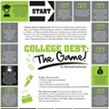 The college debt game