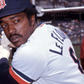 Former Tiger Ron LeFlore nominated for 'people's Hall of Fame'