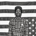 A$AP Rocky gets a little help from his friends