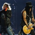 Patience, Detroit — Guns N' Roses will perform at Comerica Park this summer