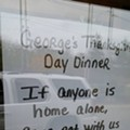 Northville restaurant owner offers up free Thanksgiving meals to anyone who 'is home alone'
