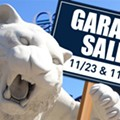 The annual Detroit Tigers garage sale is happening this week
