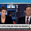 Curt Guyette discusses the Flint water crisis with Rachel Maddow