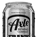 Frank Black India Pale Ale | Axle Brewing Co.