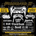 Berserkerfest III, March 3-5 at the Masonic with Voivoid, Antiseen, and more: Special edition passes almost gone