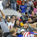Globetrotters will not do 'water bucket skit' in Flint next week
