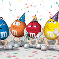 Happy 75th Birthday M&Ms!
