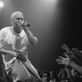 Eminem performs 'Fack' for the first time live
