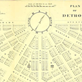 Detroit Urbanism digs into the history of the Woodward plan