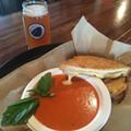 Score a free grilled cheese at Batch Brewing Company today