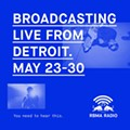 Red Bull Music Academy Radio returns to Detroit for Movement