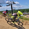 Downhill bike racing returns to Mount Brighton