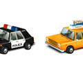 Detroit-area cop lights up national news ... for delivering pizza
