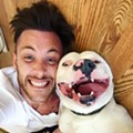 Detroit Dog Rescue adoption gives people nationwide a reason to smile