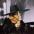 Beyoncé's show at Ford Field: described through GIFs