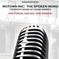 Poetry and music collide in 'Motown Mic: The Spoken Word'