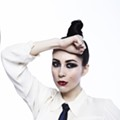 Kristin Kontrol opens up for Garbage tomorrow night, and she is awesome