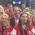 Michigan delegates got their feelings hurt at the RNC last night
