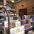 Drink while you shop at Detroit craft beer store