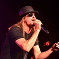 Kid Rock gives private patriotic show during RNC