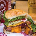You'll never believe what Foursquare says is Michigan's most talked about burger