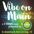 Downtown Novi has all the vibes this weekend