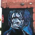 Check out this sick mural of Danny Brown