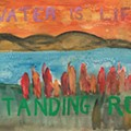 Trinos presents solo and duo performances all day Wed. for Standing Rock benefit