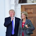 Trump's education secretary pick Betsy DeVos is the opposite of 'drain the swamp'