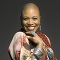 Tonight: Singer Dee Dee Bridgewater with pianist Geri Allen at the Music Hall