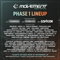 It is revealed: Movement 2017 lineup phase one; Carl Cox headlines Monday!