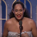 Tracee Ellis Ross won a Golden Globe on Sunday and we will never be worthy