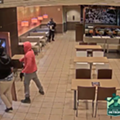 Is this Detroit McDonald's holdup the chillest robbery ever?