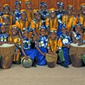 Canceled: African Children's Choir area show on Sunday