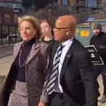 VIDEO: Protestors just stopped Betsy DeVos from entering a D.C. school