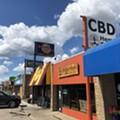 Royal Oak is considering allowing recreational marijuana stores along Woodward Avenue.