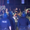 DPD Chief Craig accuses protesters of trying to set up 'Seattle-type zone of lawlessness' in Detroit