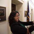 U.S. Rep. Rashida Tlaib is heading back to Washington
