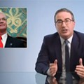John Oliver blasts Sen. Shirkey's insurrection remarks