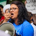 Rep. Tlaib calls out social media companies for censoring Palestinian speech