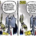 Republicans ❤️ terrorists