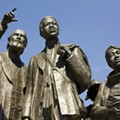 Damage to Underground Railroad monument in Detroit worries activists